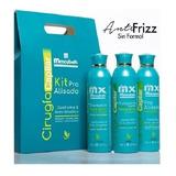 Kit Pro Alisado Cirugía Capilar Sin Fo - mL a $115
