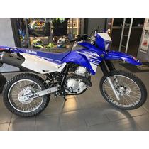 Yamaha Xtz 250,cero Km, Color Azul,negro Rojo