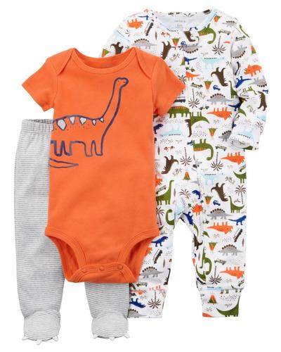 Primera Muda Pijama Carters Niño 3 Y 9 Meses Nuevos Bogotà cd90eb8a974