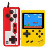 Consola De Juegos Retro Portátil 8 Bits + Control Con Cable