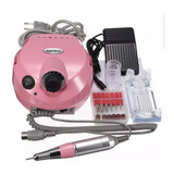Pulidor De Uñas Electrico Profesional Manicure/pedicure+ Obs