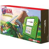 Nintendo 2ds + Juego Zelda Ocarina + Mem 4gb + Pro Pantalla