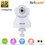 Sricam Sp012 Cámara De Seguridad Ip Inalámbrica