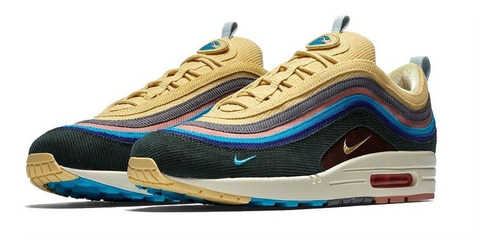 0082c5214e Tenis Nike Air Max Sean Wotherspoon Unisex, Zapatillas.