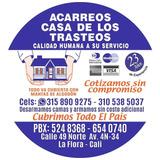 Trasteos, Mudanzas, Acarreos Casa De Los Trasteos