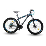 Bicicleta Optimus Drive Boston 29 Shimano 7vel Disco Suspe