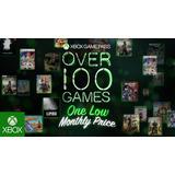 Xbox Game Pass 6 Meses Xbox One No Codigo Offline