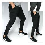 Pantalón Jogger Dril Licrado (pitillo Strech)