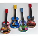 Guitarra Infantil Madera Disney, Coco, Toy Story Y Mas