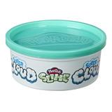 Plastilina Play Doh Slime Super Cloud Lata Azul
