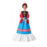 Barbie Edición Especial Frida Kahlo Inspirando Mujeres