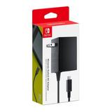 Nintendo Switch Adaptador Ac Cable Cargador Nuevo Domicilio