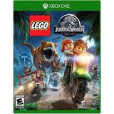 Lego Jurassic World Xbox One Juego Nuevo Fisico