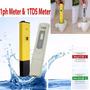 Medidor Digital Ph, Medidor Tds 0-9999ppm Calidad Agua, Ec