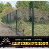 Malla Eslabonada Calibre 10 - 12
