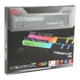 Ram G Skill Trident Z Rgb Series 16gb 2 X 8gb Ddr4 3200 Mhz