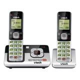 Teléfono Inalámbrico Doble Contestador Vtech Cs6829-2