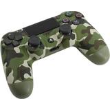 Control Play 4 Ps4 Dualshock + Kit Carga ( Ver Ultima Foto)