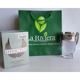 Perfume Original Invictus Importado La Riviera 100ml