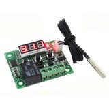 Termostato Digital W1209 Control Temperatura Con Sonda