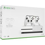Consola Xbox One S De 1t + 2 Controles. Nueva Y Sellada