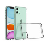 Forro Estuche Transparent iPhone 12 12 Pro 12promax Antigolp