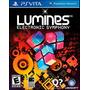 Playstation Vita Ps Vita Lumines Electronic Symphony