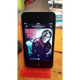 Ipod Touch 32 Gb  4 Generacion  Cargador Cablle Estuche...