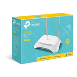 Router Inalambrico N 300mbps Ap/repetidor Tl-wr840n Tp Link