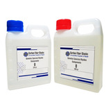 Gemelos Epoxicos Rigidos Cristal (500gr Mezcla) - Comp A Y B