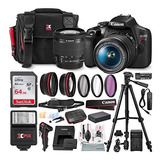 Canon T7 Eos Rebel Dslr Camara Con Efs 07092165 En F3556 Es