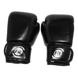 Guante Entrenamiento De Boxeo Hombre 14 Oz Negro