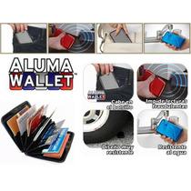 Billeteras De Aluminio Aluma Wallet