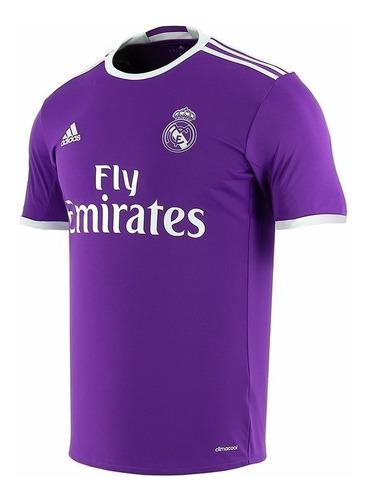 eb712bf2 Camiseta Real Madrid Titular Y Visitante Oferta 2016 2017
