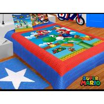 Edredon De Mario Bros.Busca Edredon Mario Bros Con Los Mejores Precios Del Colombia En La