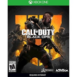 Call Of Duty Black Ops 4 Ops 4 Fisico Sellado Xbox One