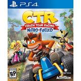 Crash Team Racing Nitro Play 4 Ps4 Digital Primaria