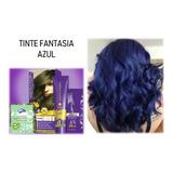 Tinte Keraton Azul Fantasia - L a $158