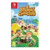 Animal Crossing: New Horizons Nintendo Switch Nuevo Fisico