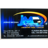 Jm Automotriz. Especialistas En Inyección Y Eléctrico