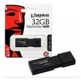Memoria Usb De 32 Gb Datatraveler 50 Kingston Usb 3.0 Metal