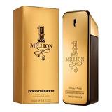 Perfume Locion One Million 100ml Paco R - mL a $800