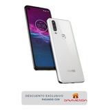 Celular Moto One Action 128gb 12+5+4mpx Dual Sim