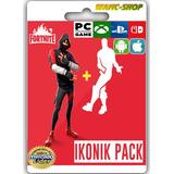 Fortnite Ikonik Pack: Skin + Baile Exclusivo Original®