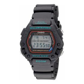 Reloj Casio Dw 290 Resistente Agua 200m Garantía Original