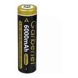 Bateria Ultrafire 18650 6800mah Li-ion Recargable 18x67 Mm