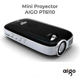 Mini Proyector Portatil Aigo Pt6110 - Solo Para Dvd O Deco