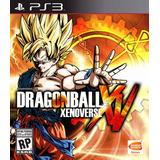 Dragon Ball Xenoverse - Ps3 - Digital