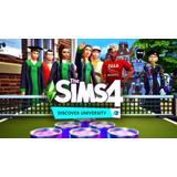 Los Sims 4 Todas Las Expansiones+universidad+pack De Casas