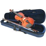 Violines Hoffer Con Microafinacion Completos 3/4 + Estuche